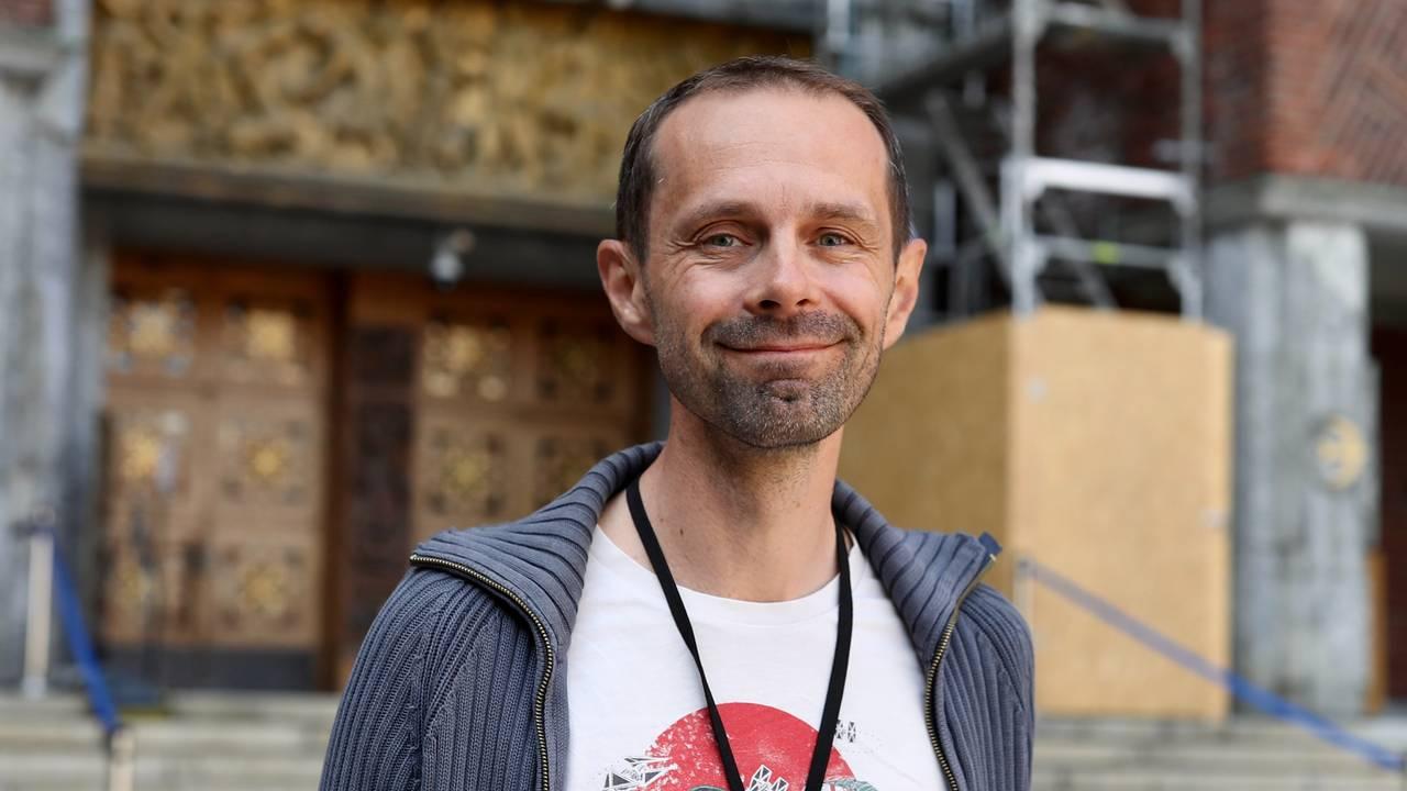 Hallstein Bjercke i Venstre drømmer fremdeles om et blågrønt byråd.