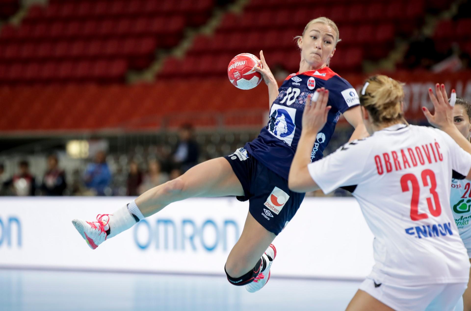 Handball Vm Kvinner 2019 Nrk Sport Sportsnyheter Resultater Og Sendeplan