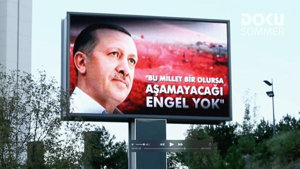 Erdogan - herskeren i Tyrkia