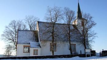 Skei kirke i Ogndal