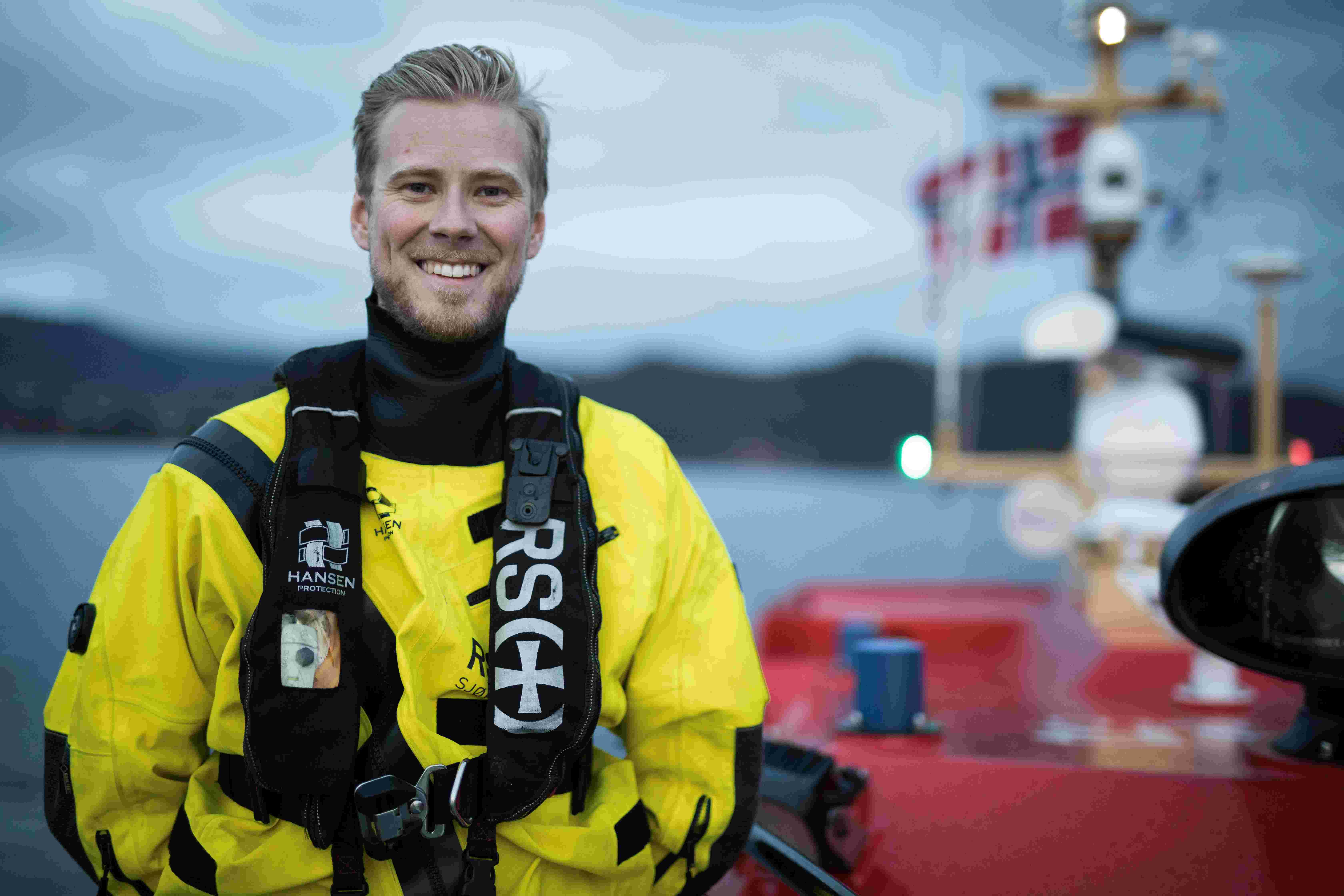 Sjøredningstjenesten