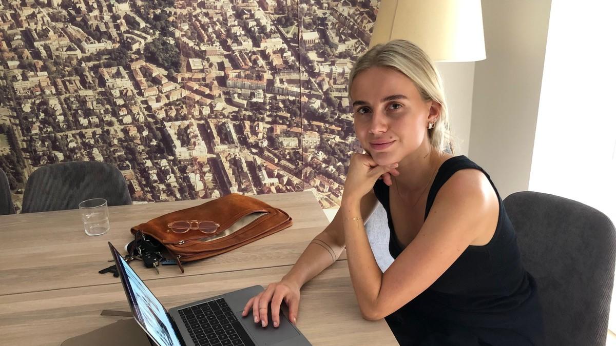 Topp-blogger om sosial angst: Verst da skoletiden var over