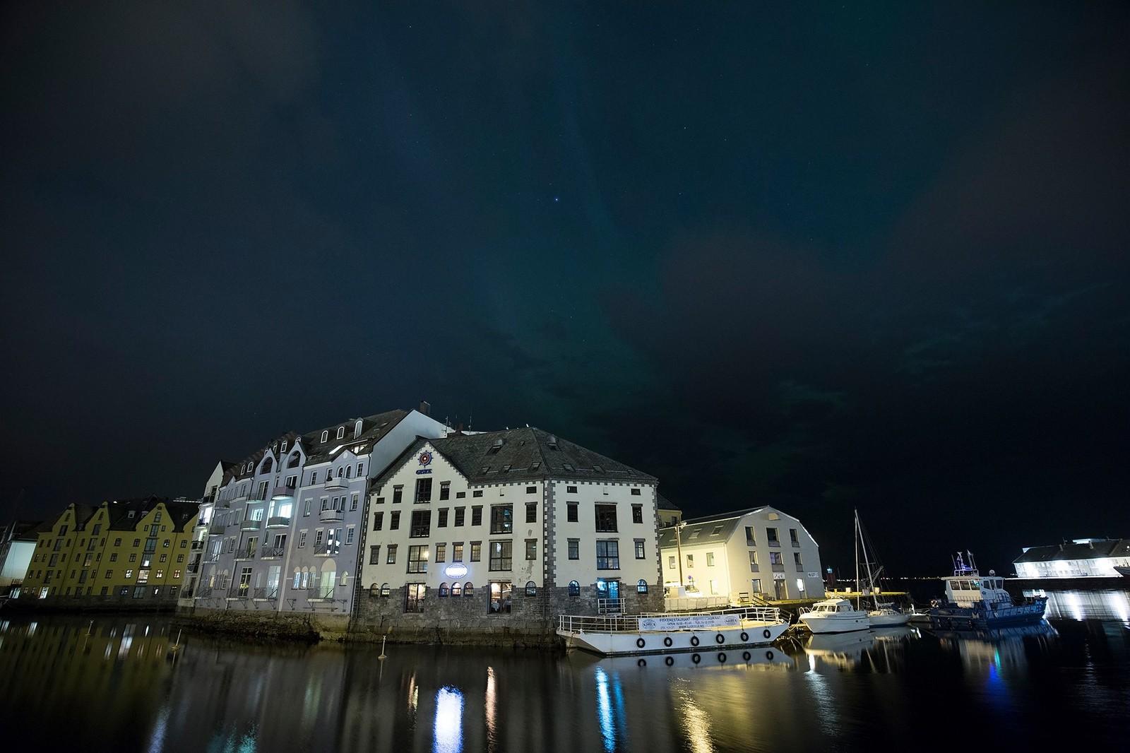 Brosundet i Ålesund