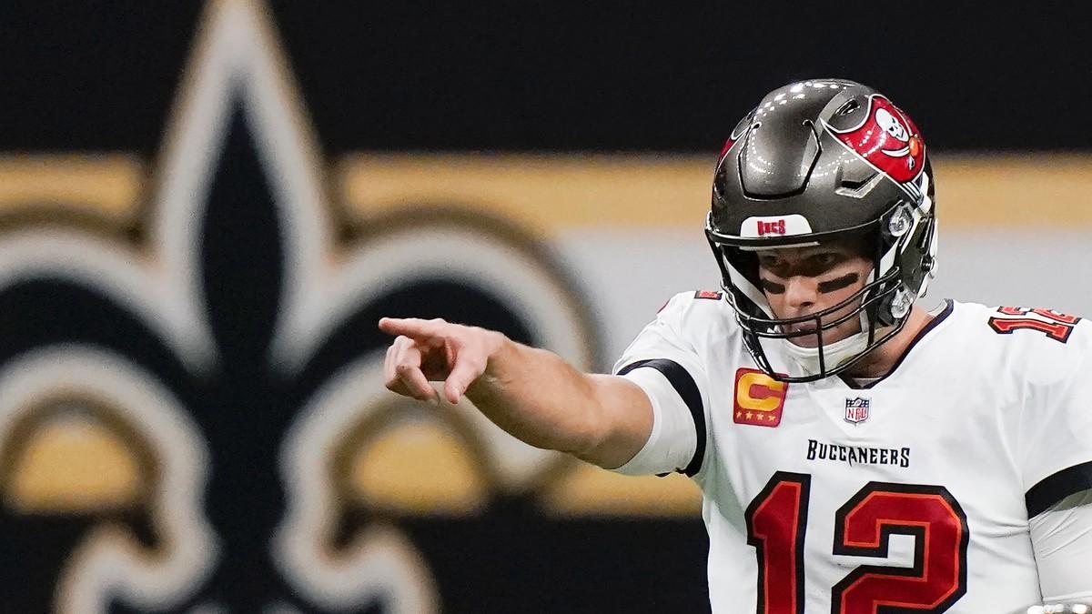 Brady vant legendeduellen i NFL