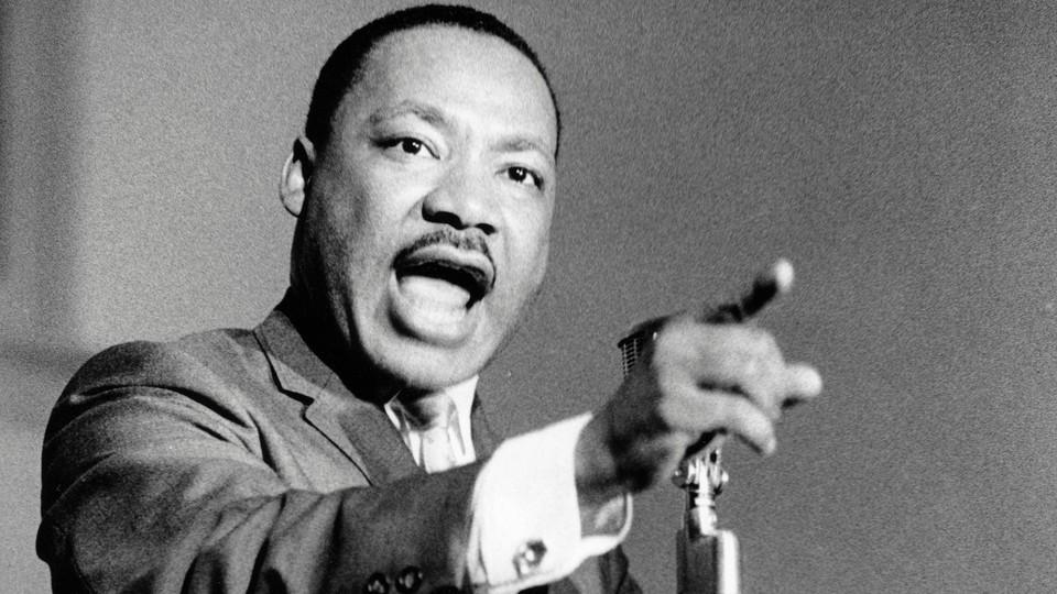 Martin Luther King - mannen og drømmen