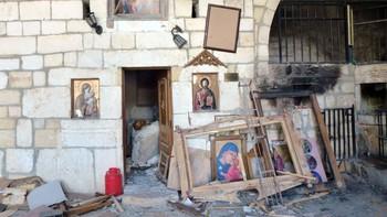 SYRIA-CONFLICT-MAALULA