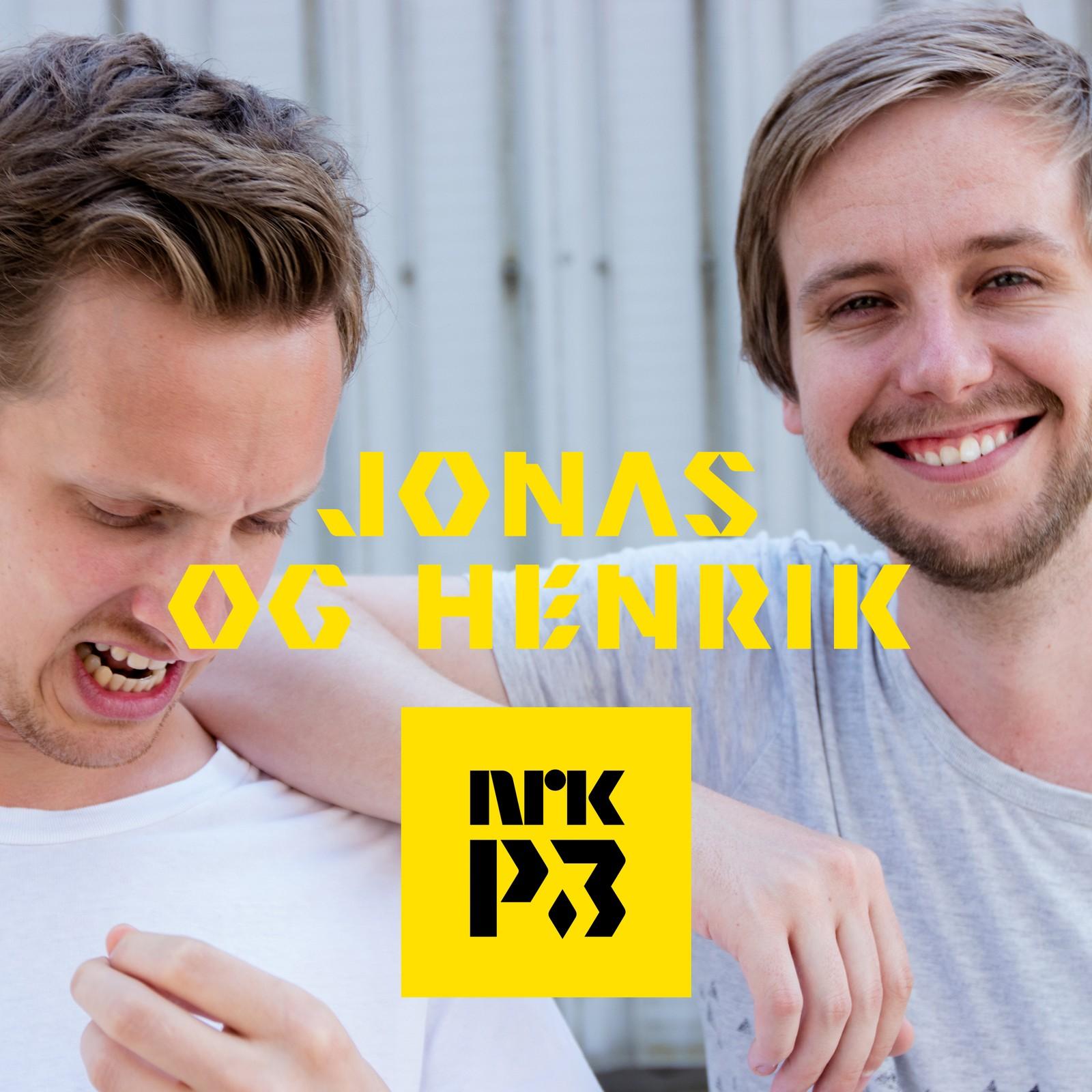 Jonas og Henrik