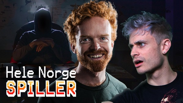 Mikkel Niva og Victor Sotberg med gjester inviterer hele Norge til spillkveld, men sendingen tar raskt en overraskende vending…