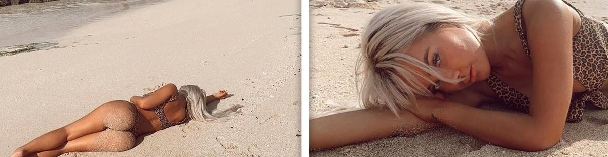 Bilde naken elise sophie isachsen Bloggerne