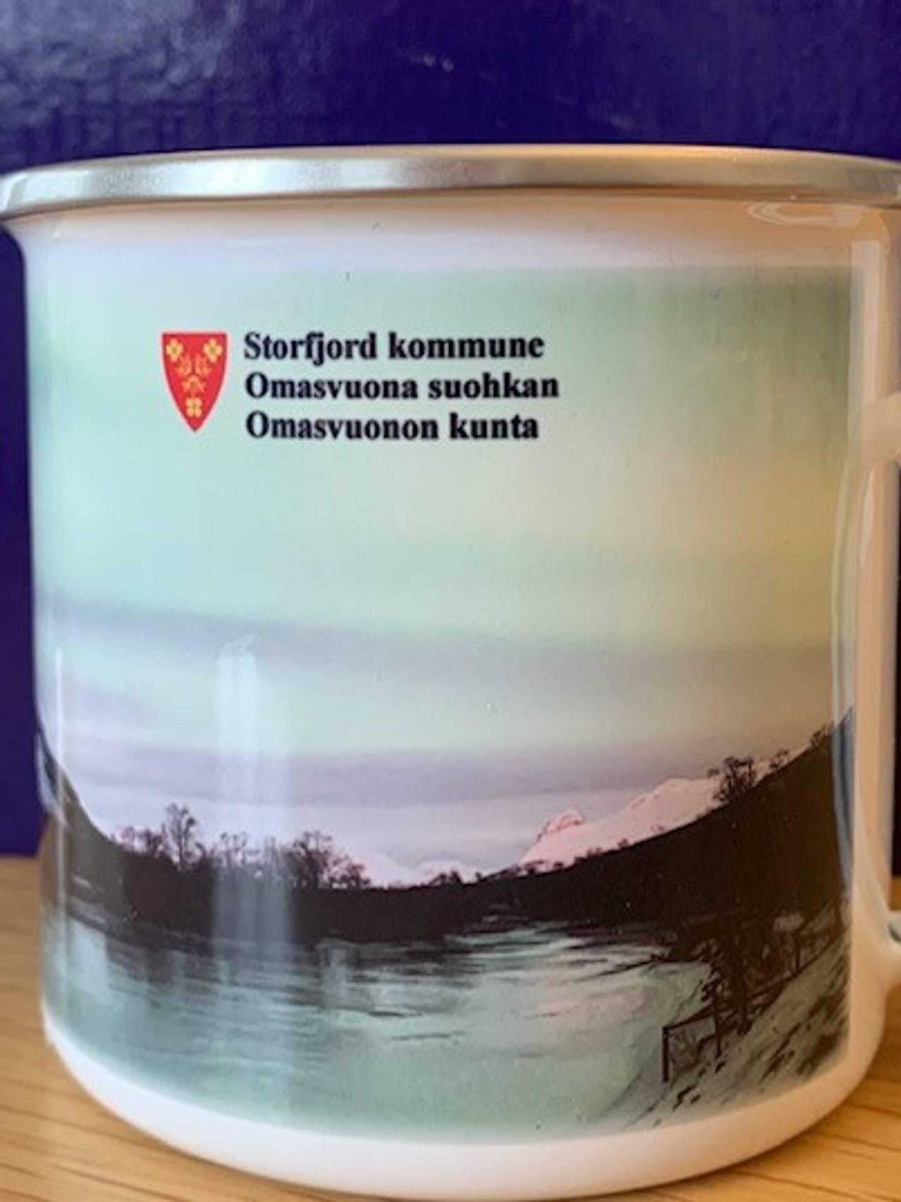 Storfjord kommune sitt krus