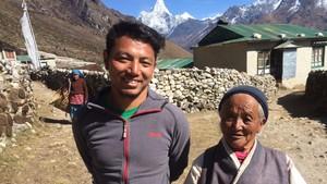 Ut i naturen: Sherpa, dei som byggjer stiane våre