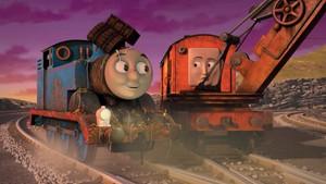 Thomas og vennene hans - Legenden om den forsvunne skatten på Sodor