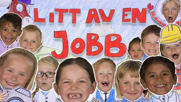 Norsk dokumentarserie om barn som får prøve seg i ulike jobber.
