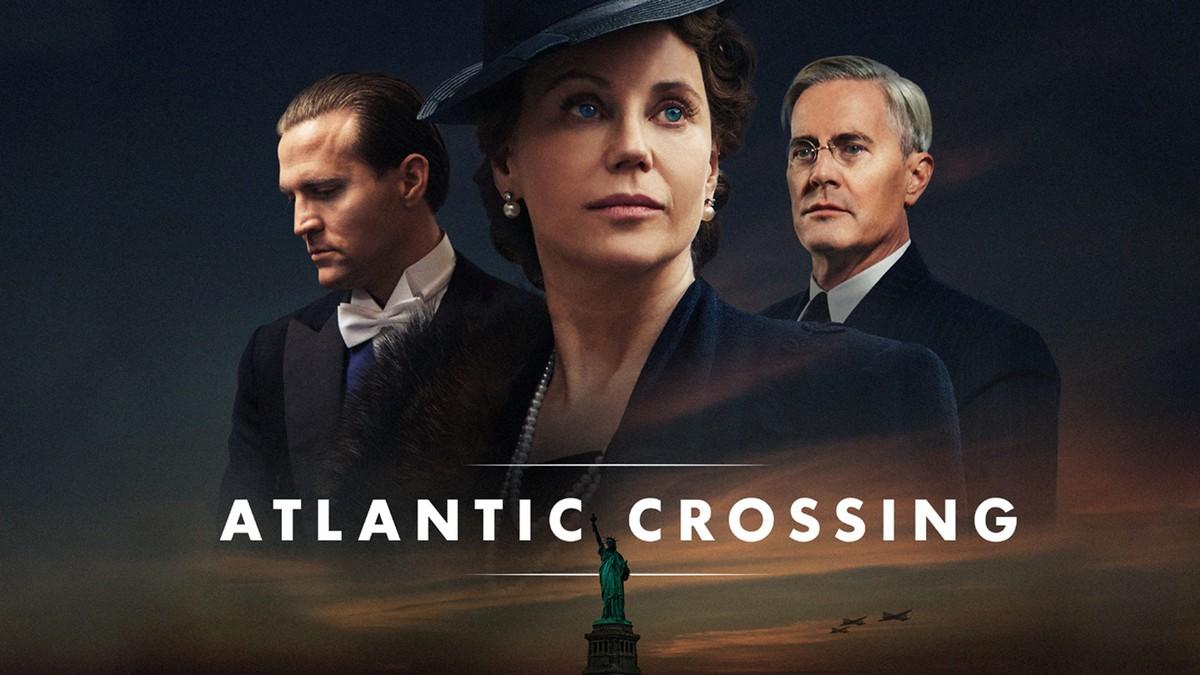 Premiere Pa Atlantic Crossing Programomtaler