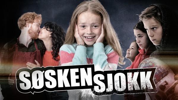 Norsk dramaserie om det å få bonussøsken.