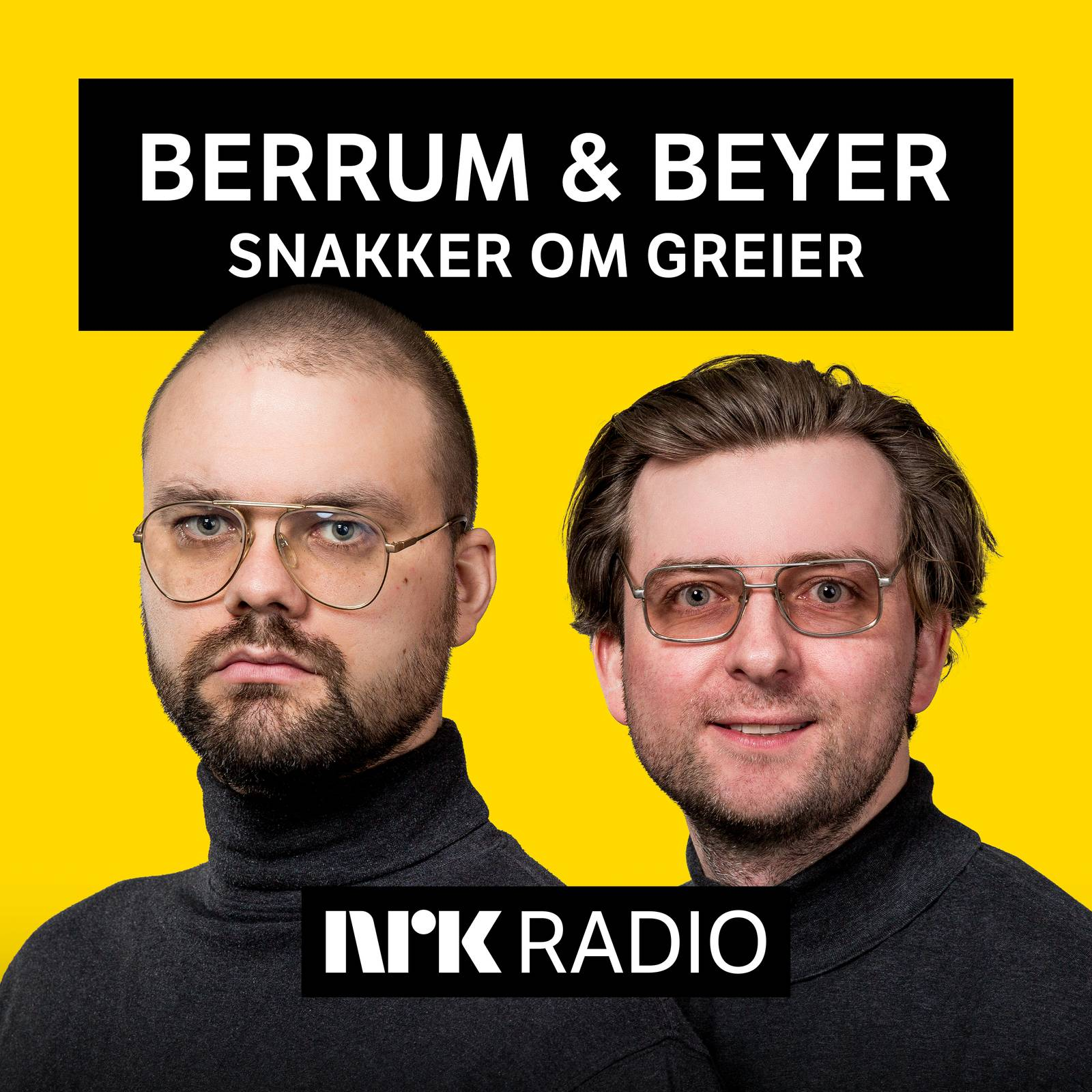 Berrum & Beyer snakker om greier