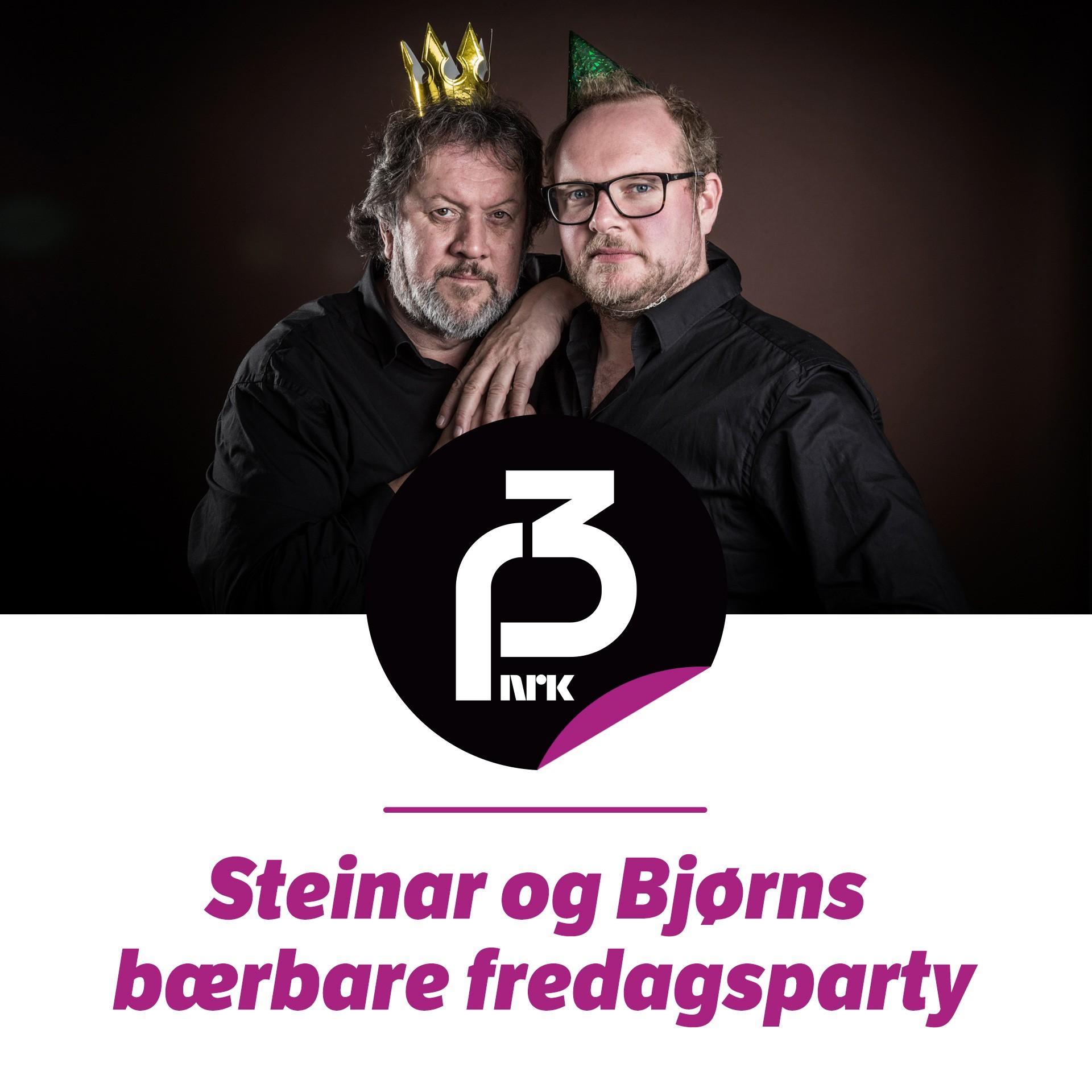 Steinar og Bjørns bærbare fredagsparty