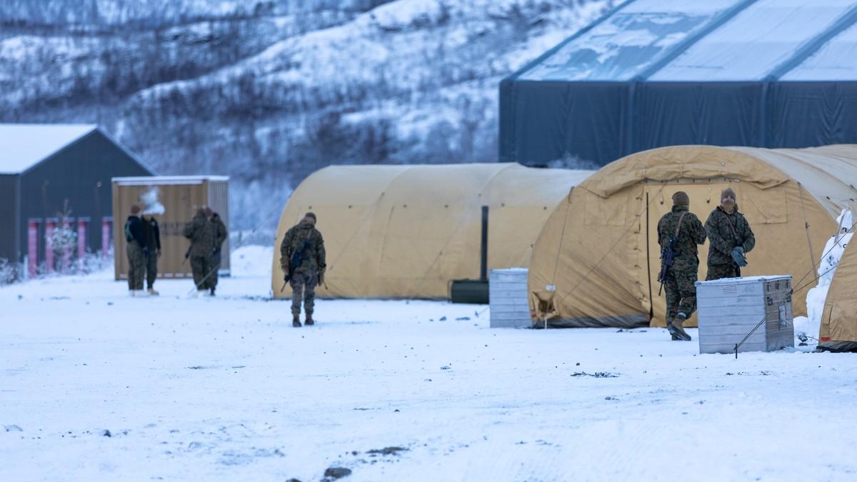 Pressemøte Bjerkvik allierte oppdatering covid-situasjon