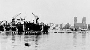 Oslo havn under okkupasjonen 1940-45