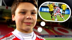 Supernytt-saker: Fotballproff