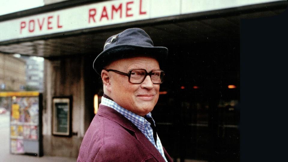 Povel Ramel - hele Sveriges entertainer