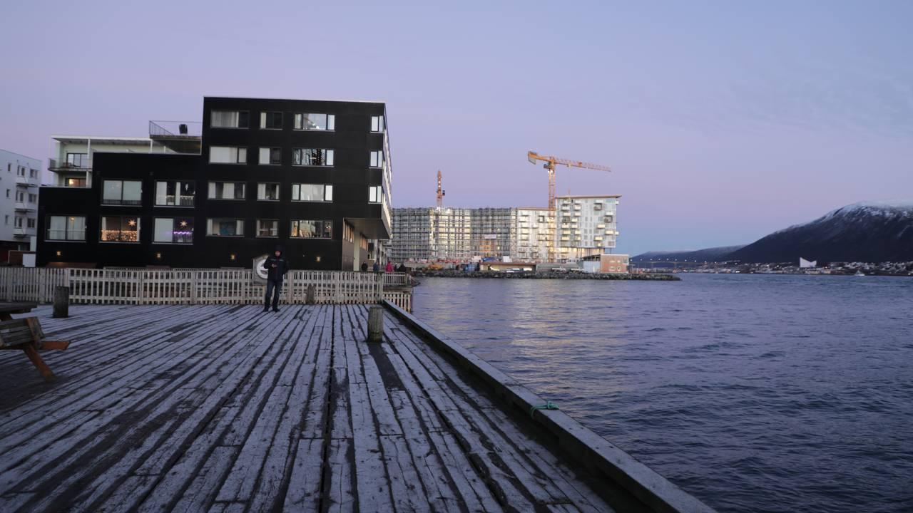 Bustadutvikling, Tromsø