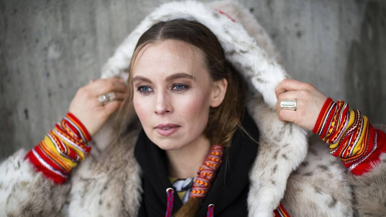 Artist Sofia Jannok