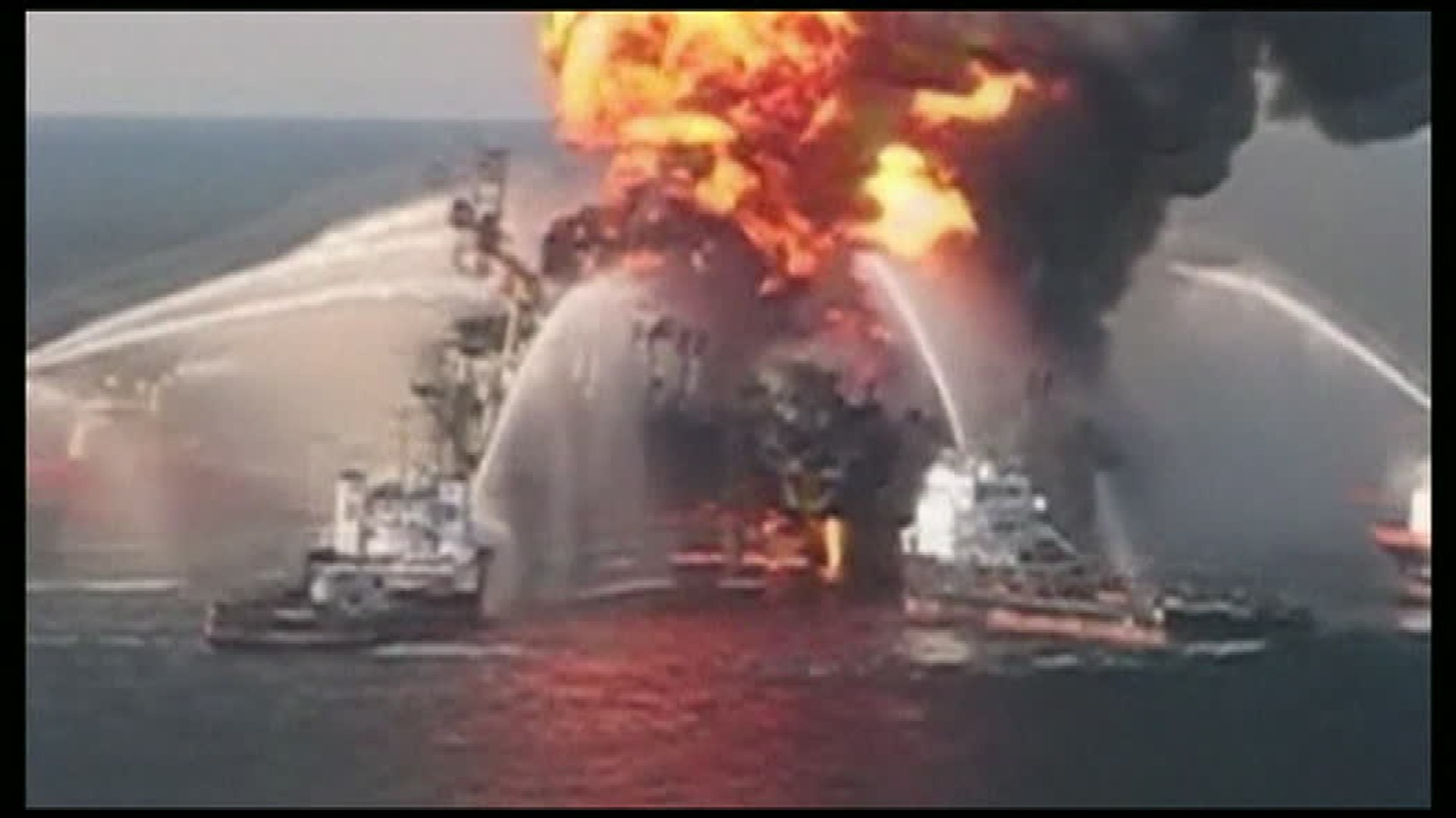 the events surrounding the british oil disaster The anglo-persian oil company emerged from this discovery and stood in command of what was the greatest oil find of its time the british government became the.