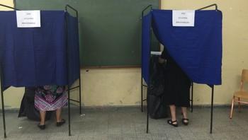 grekere går til valg i dag