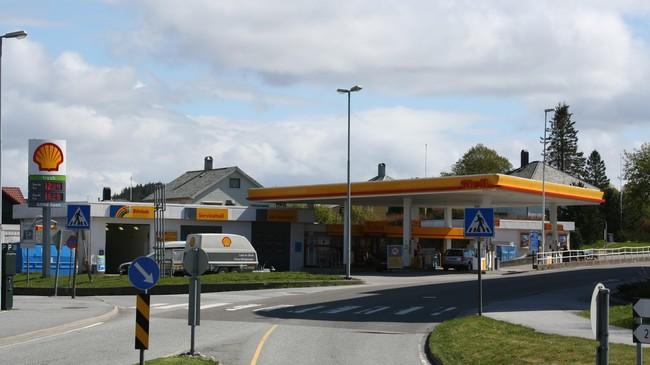 Florø Bilistsenter. Foto: Ottar Starheim, NRK.