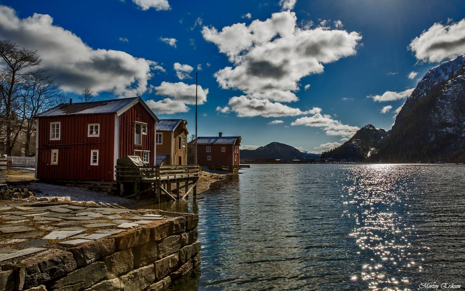 Nergato i Mosjøen