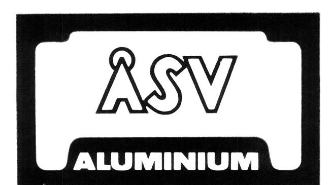 Logoen til Årdal og Sunndal Verk.