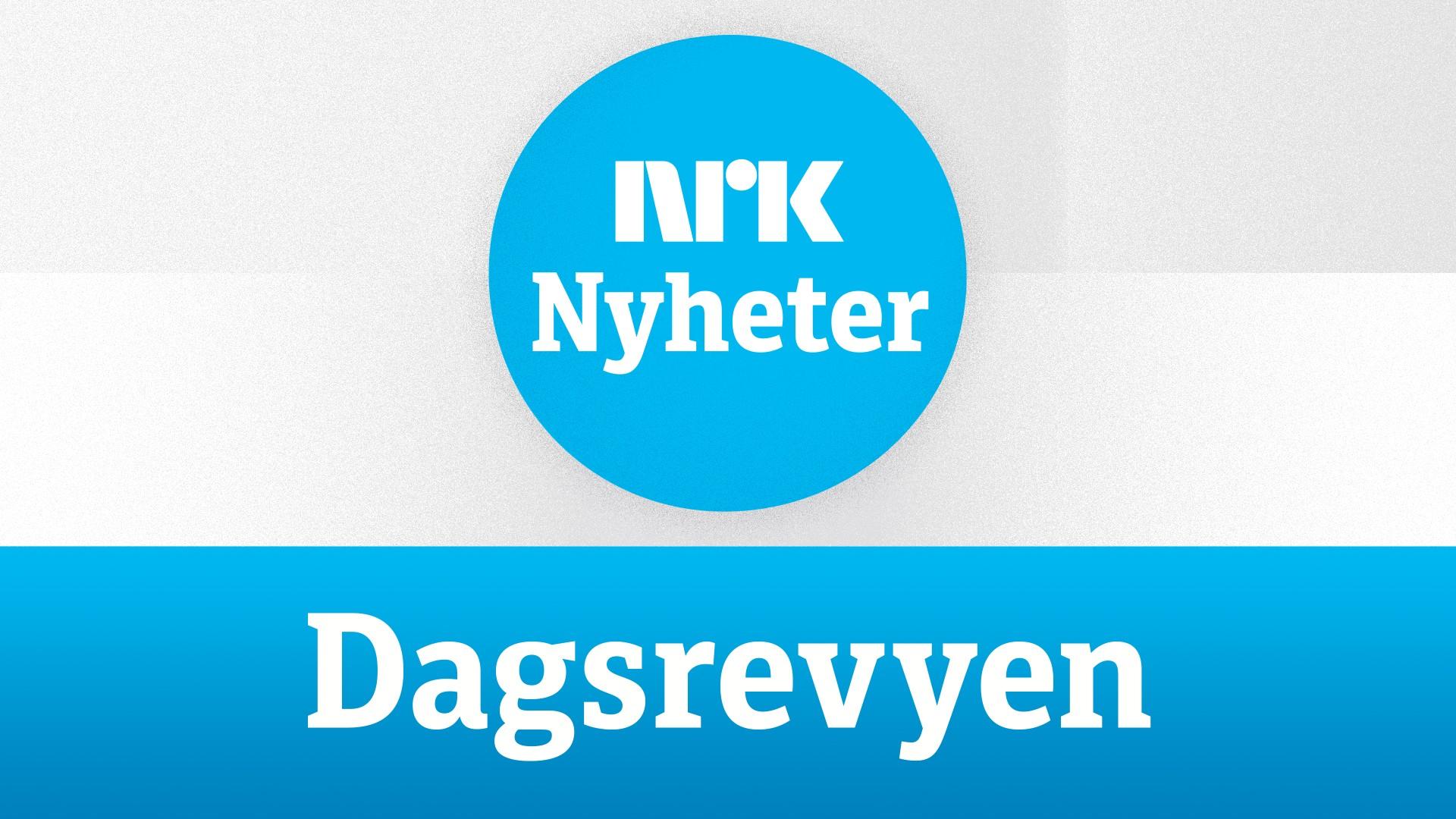 Nrk Tv Dagsrevyen