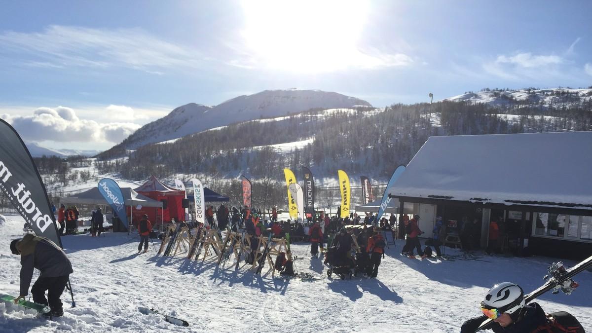 Skiløpar utløyste snøskred – åtvarar mot auka snøskredfare i fjellet