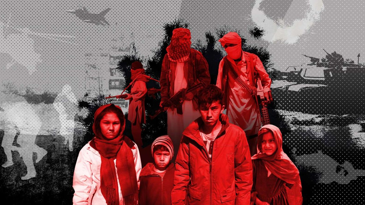 Hevder Russland er tilbake i Afghanistan