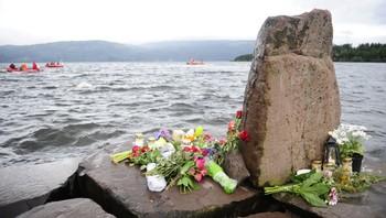 sorg etter terrorangrepene, utøya camping