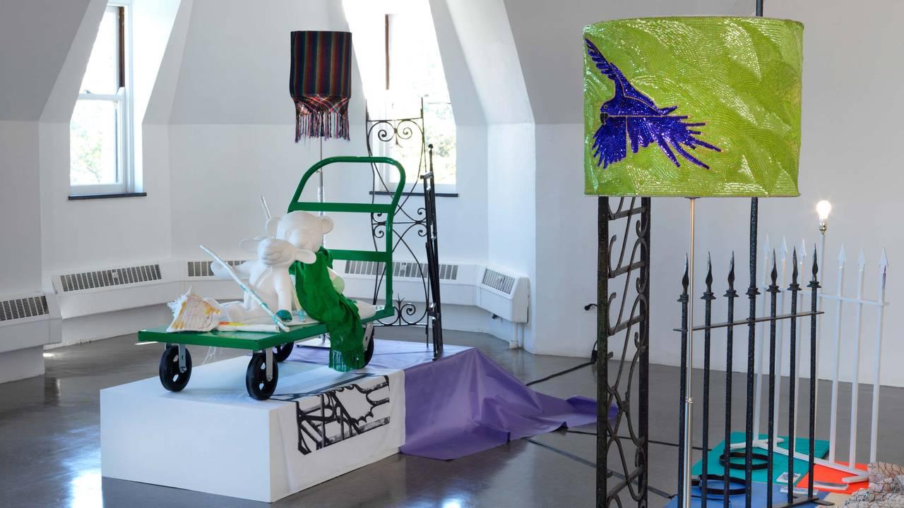 Josef Strau-utstilling ved The Ren