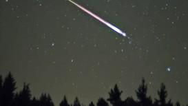 Ildkule fra meteorsverm (Leonidene) i 2009 - Foto: Foto: Navicore/Wikipedia