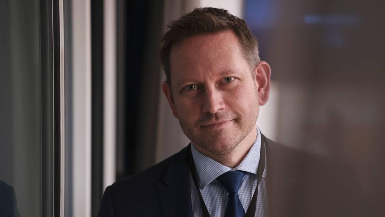 Vegard Einan. Statssekretær Arbeids- og sosialdepartementet.