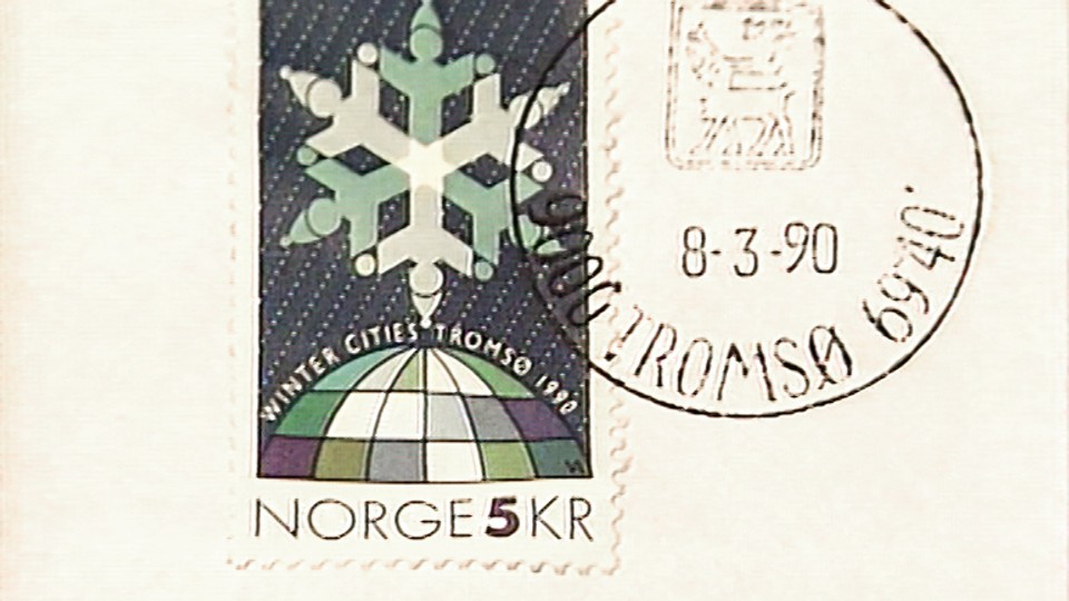 Dagbokblad fra en vinterby