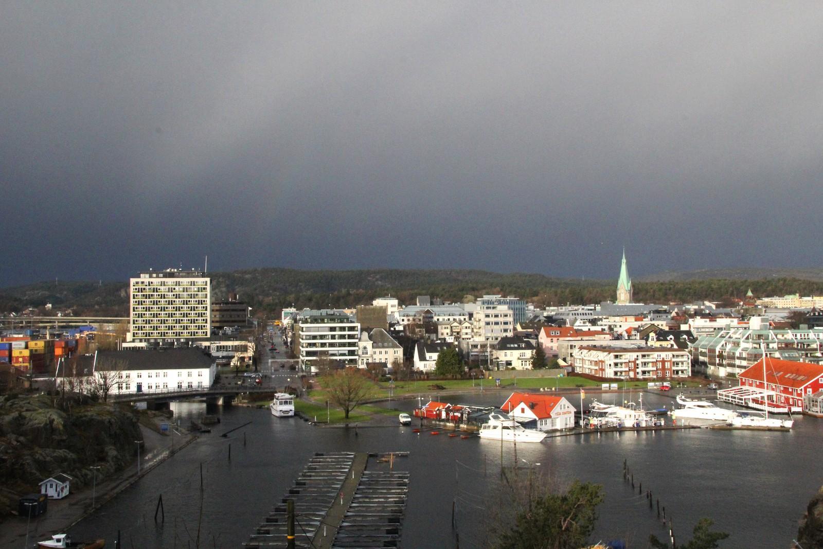 """""""Nina"""" kommer til Kristiansand"""