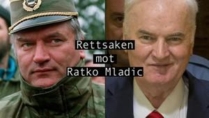 Rettssaken mot Ratko Mladic