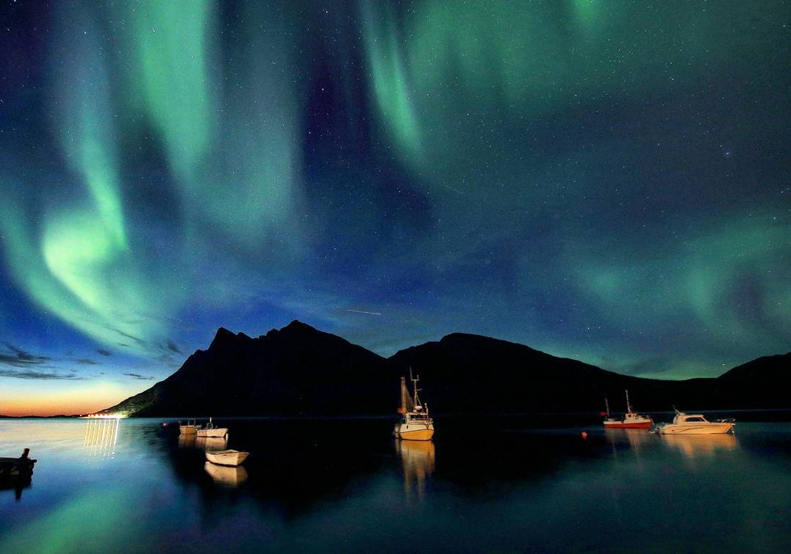 Festvåg, Nordland.