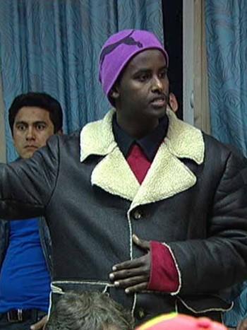 Asylsøker Mohammed Ahmed