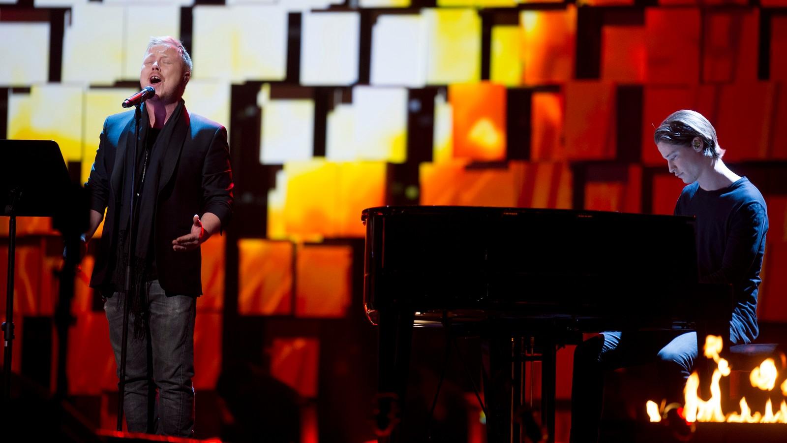 – MÅ VÆRE GØY FOR BERGEN: Tre av fire norske artister på Nobelkonserten var fra bergensområdet. – Og det må jo være gøy for byen at alle tre gjør en strålende jobb, sier KYGOs managere Jan Magnus Bjordal.
