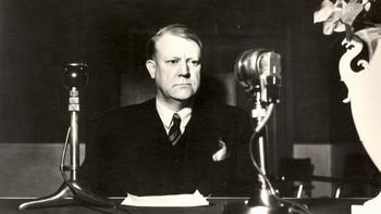 Vidkun Quisling - statskupp gjennom radio