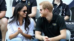 Da Harry møtte Meghan - en kongelig romanse