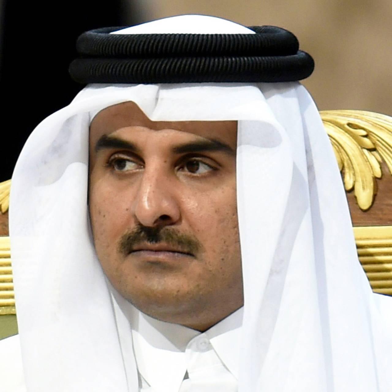 Bilde av Qatar: Sjeik Tamim Al Thani