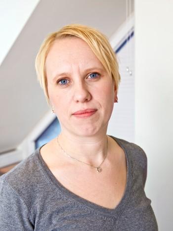 Øydis Castberg i NPE