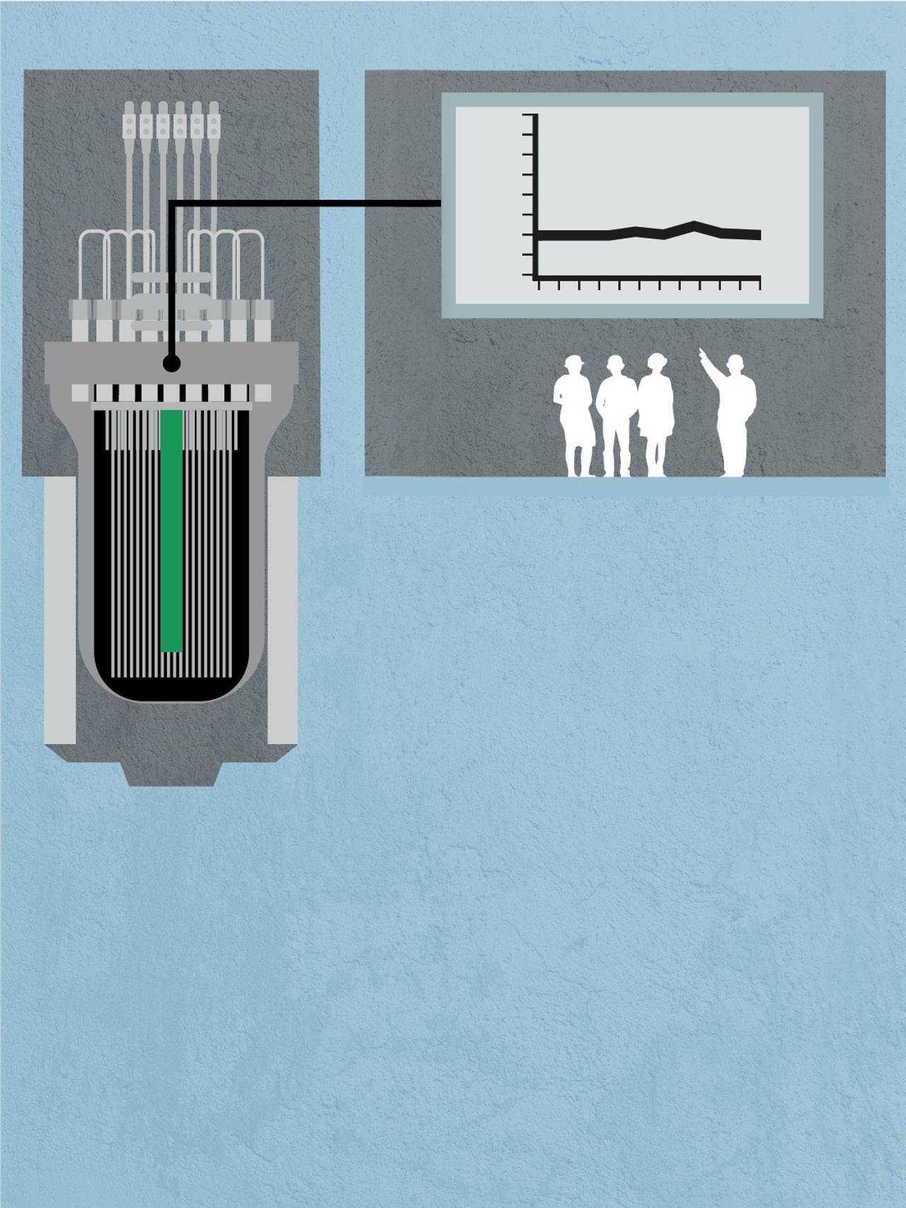 Atomreaktor illustrasjon del 2